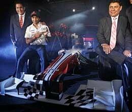 Formula One challenge Cricket