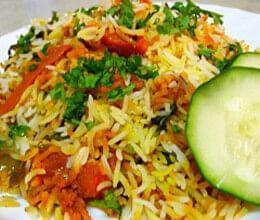 Recipe of kohinoor vegetable biryani