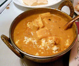 Recipe of Shahi Paneer Maharani