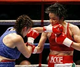 women boxing will be included in professional league