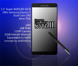 new features in galaxy note 2