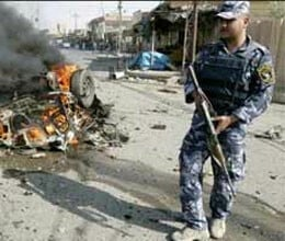 deadliest attacks in iraq 107 killed