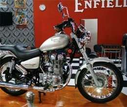 what is special in enfield thunderbird twinspark