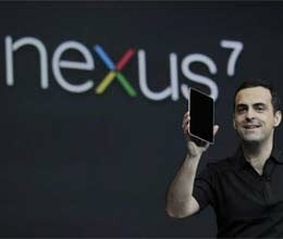 nexus 7 debuts october in india