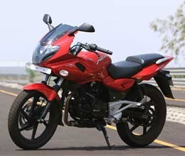 pulsar old model to continue bajaj