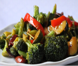 broccoli and baby corn tikka recipe
