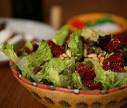 crunchy italian salad recipe