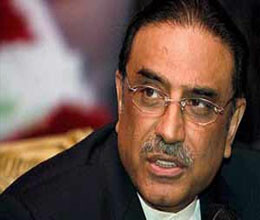 'khadim' distributed grant of pak president jardari