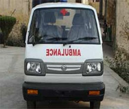 108 ambulance service will be implemented in whole state.