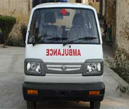 433 ambulances will run in state today