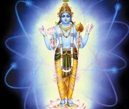why vishnu called narayan
