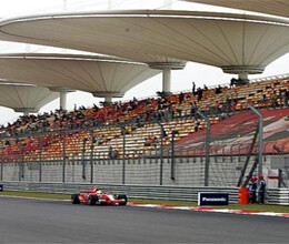 buddha International has identified india in formula one race