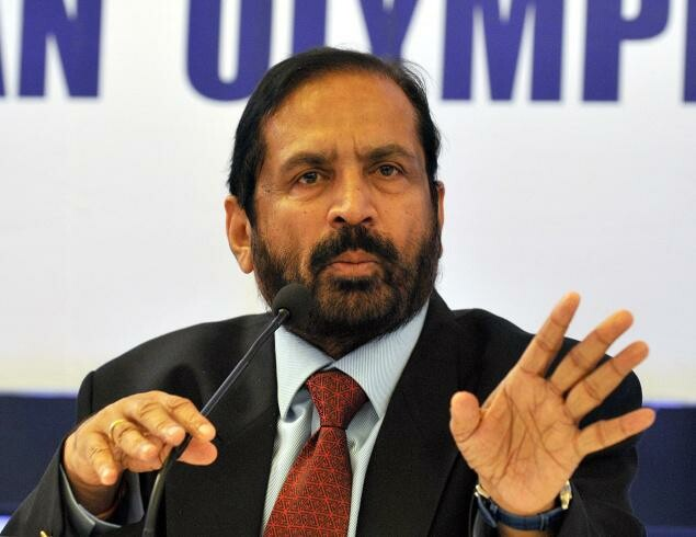 kalmadi barred from elections