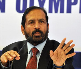 kalmadi not to contest ioa election hints at retirement