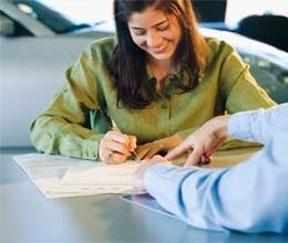 formalities for car loan