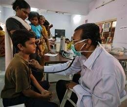 poor will be given free treatment in up medical colleges