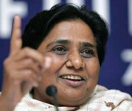 bsp will decide tomorrow to support on upa govt
