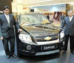 new chevrolet captiva is more powerful than previous model captiva