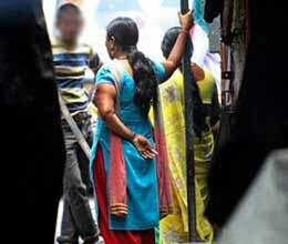 sex workers exist in haryana despite no read light area