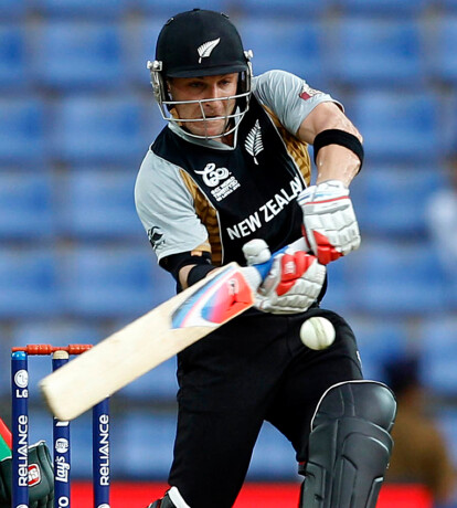 brendon mccullum become t20 king