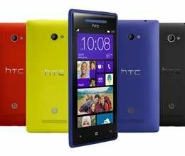 htc launched windows smartphone