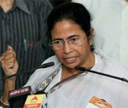 no trust against UPA mamata calls sushma for support