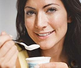 Yogurt cuts risk of high bp
