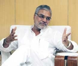 cp joshi gets additional charge of railways