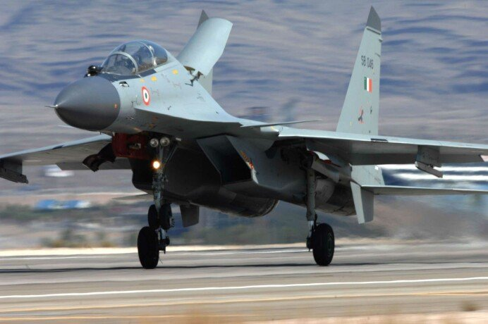 india air combat skills weak says us think tank