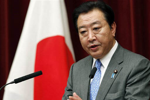 japan pm noda retains party leadership