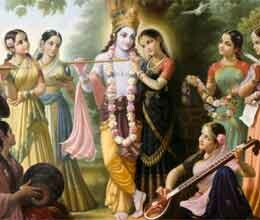 know radha birth place raval which faces discrimination