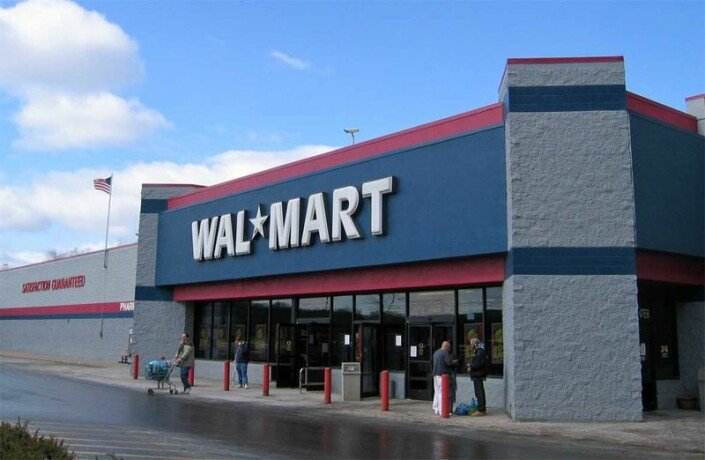 walmart stores will open within one and half year