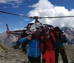 avalanche kills climbers at nepal peak