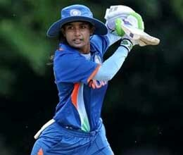 mithali and jhulan in top three