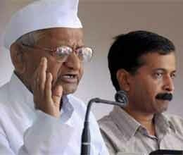 arvind and anna aimed at eliminating corruption