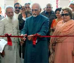 muslim should demand their legitimate rights not concession says hamid ansari