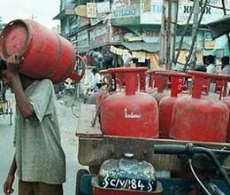 impossible to give more than 6 Subsidized cylinders in up