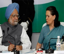 silent conversation in manmohan and sonia about cabinet change