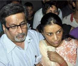 nupur talwar came out from jail
