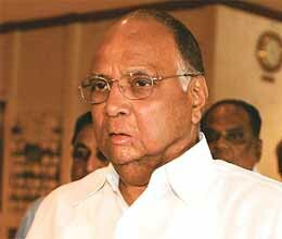 grain production will decrease 10 percent says sharad pawar