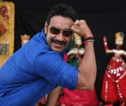 ajay devgn interview playing a modern day phelwan in bol bachchan