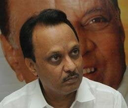 ajit pawar sworn in as maharashtra deputy cm again