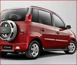 mahindra quanto mini suv loaded with comfort
