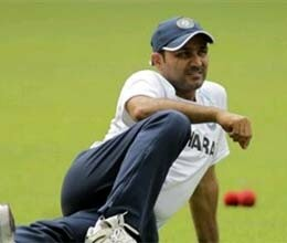 injured sehwag out of champions league