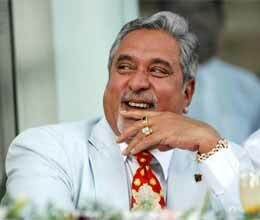 Mallya thanks Almighty for losing billionaire tag