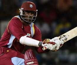 england challenge to stop gayle