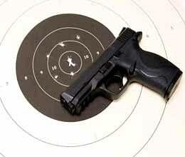 russian pistol coach gun smith fired