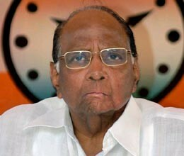 Pawar recommends Anwar name for induction in Union Cabinet