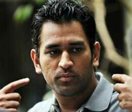 captain dhoni finished five years