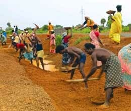 mgnrega workers will receive pension